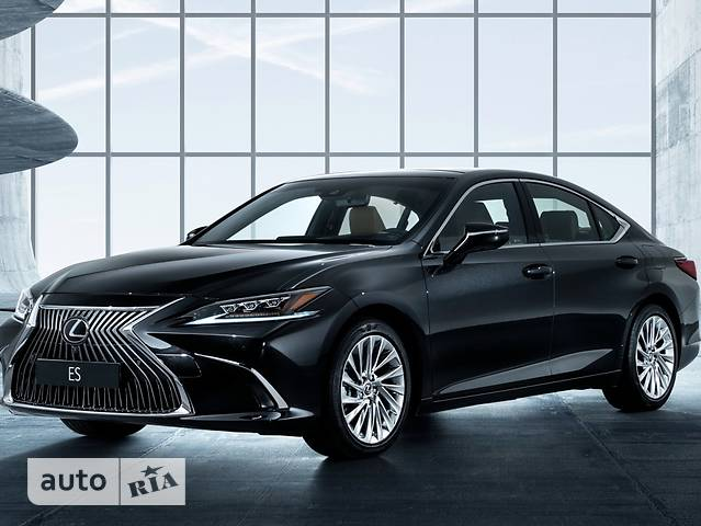 Lexus ES 250 AT (207 л.с.) Luxury