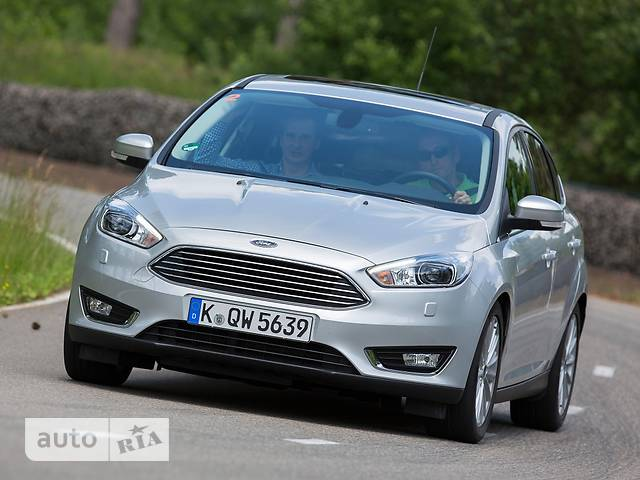 Ford Focus 1.0 Ecoboost AT (125 л.с.) Trend Edition