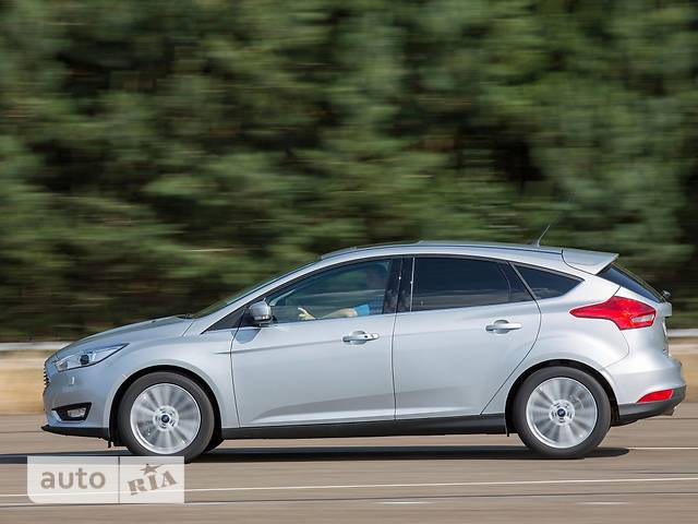 Ford Focus 1.0 Ecoboost AT (125 л.с.) Business