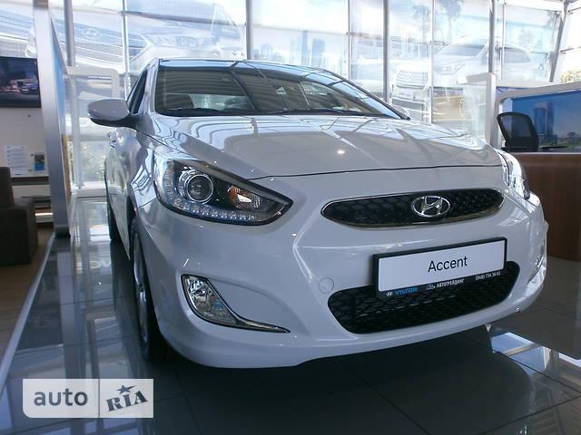 Hyundai Accent 1.4 MPI CVT (100 л.с.) Style