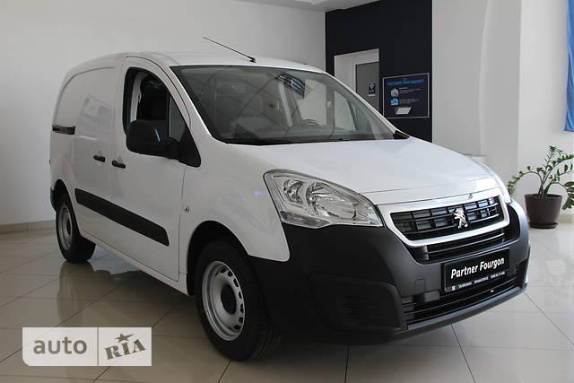 Peugeot Partner груз. 1.6 HDi MT (92 л.с.) L2