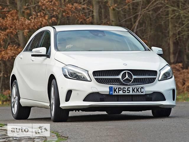 Mercedes-Benz A-Class A 180d MT (90 л.с.)