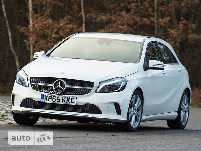 Mercedes-Benz A-Class А 160d MT (90 л.с.)