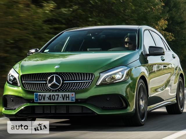 Mercedes-Benz A-Class A 220 AT (184 л.с.) 4Matic
