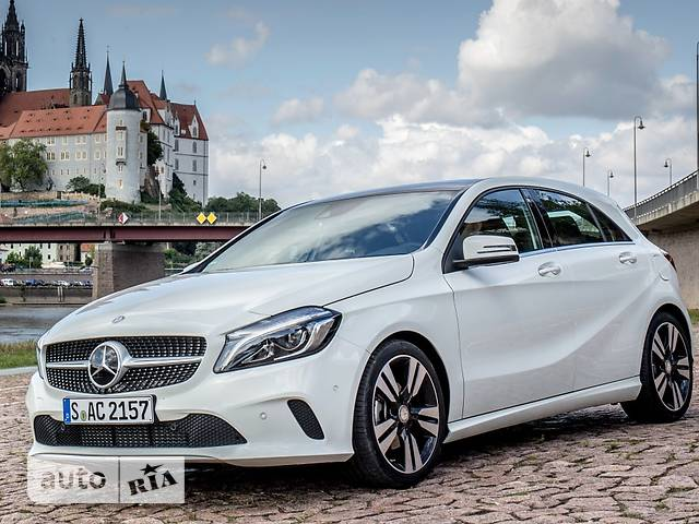 Mercedes-Benz A-Class A 220d AT (177 л.с.) 4Matic