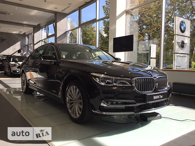 BMW 7 Series G12 730Ld AT (265 л.с.) xDrive