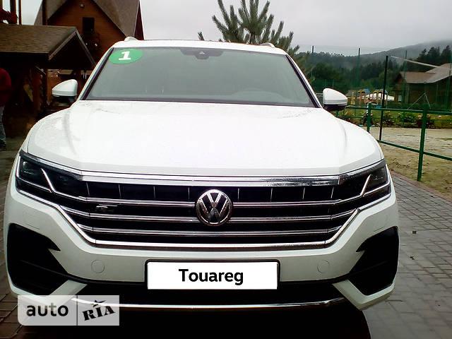 Volkswagen Touareg 3.0 TFSI AT (340 л.с.) AWD R-Line