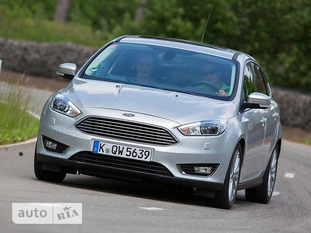 Ford Focus 1.6 АT (125 л.с.) Comfort