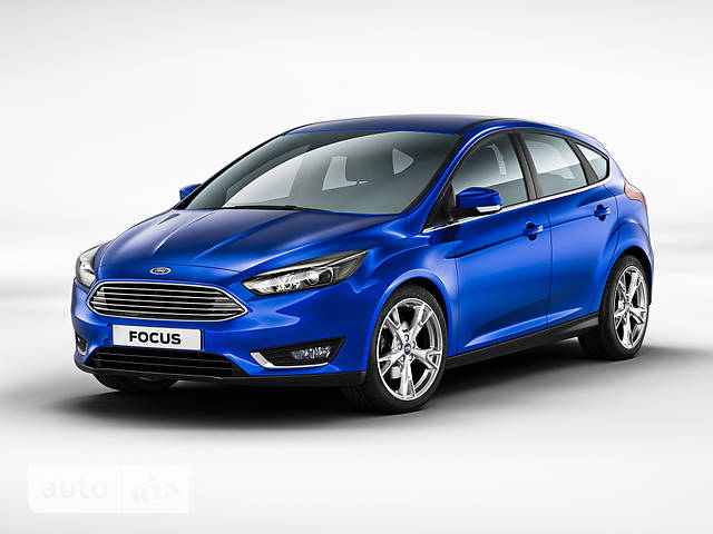 Ford Focus 1.0 Ecoboost turbo  MT (125 л.с.) Business