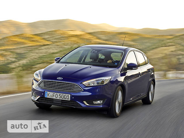 Ford Focus 2.3 Ecoboost turbo МТ (350 л.с.) AWD RS