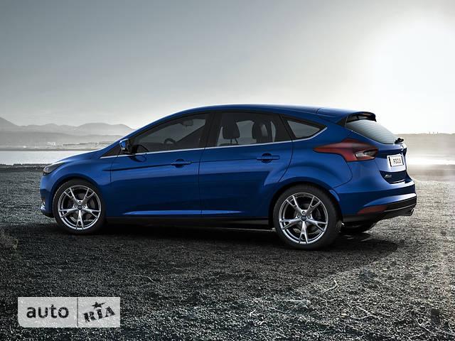 Ford Focus 1.6 MT (105 л.с.) Comfort