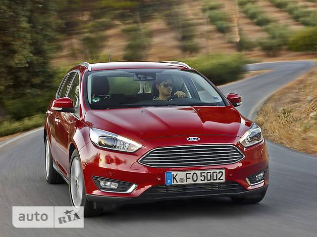 Ford Focus 1.0 Ecoboost MT (125 л.с.) Business