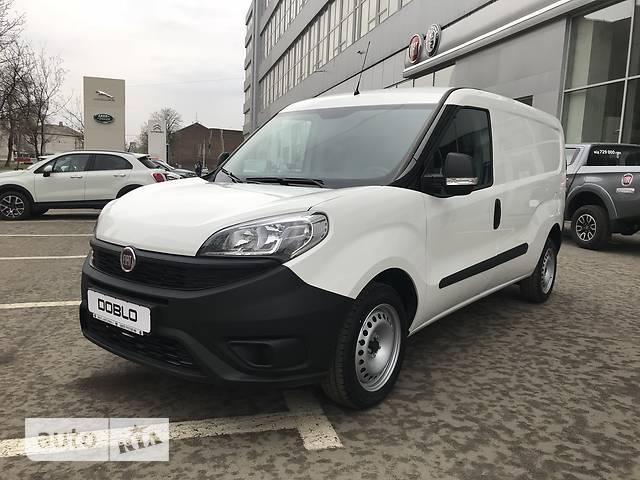 Fiat Doblo груз. New Maxi 1.3D МТ (90 л.с.)