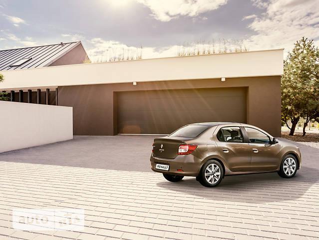 Renault Logan New 0.9 MT (90 л.с.) Zen