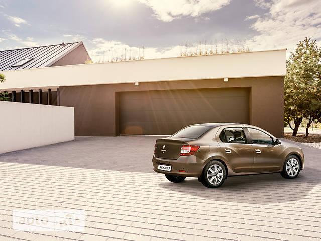 Renault Logan New 1.0 MT (73 л.с.) Life