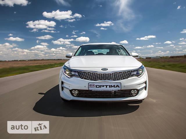 Kia Optima 1.7 7DCT (141 л.с.) Prestige