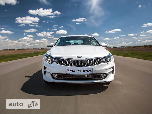 Kia Optima 1.7 7DCT (141 л.с.) Comfort