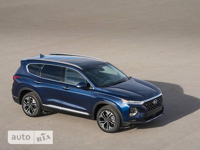 Hyundai Santa FE 2.2 CRDi MT (200 л.с.) Family