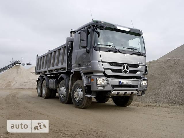 Mercedes-Benz Actros 4141 K (408 л.с.) 8х4
