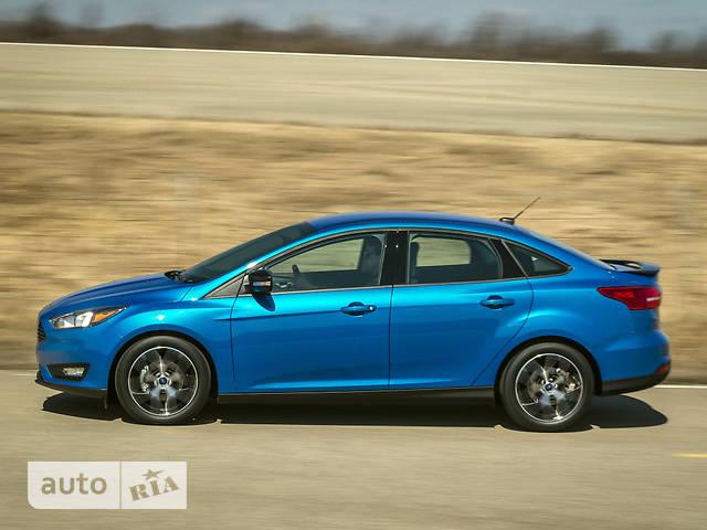 Ford Focus 1.6 MT (105 л.с.) Trend