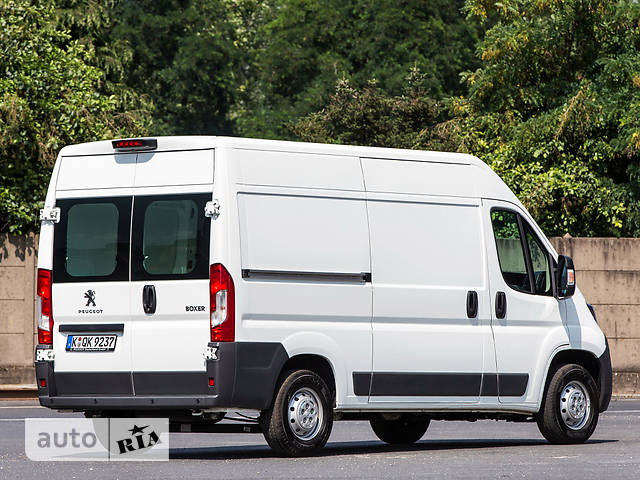 Peugeot Boxer груз. 435 L1H1 (130 л.с.)