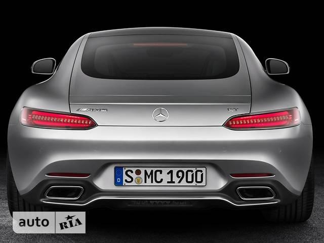 Mercedes-Benz AMG GT GT AT (462 л.с.)