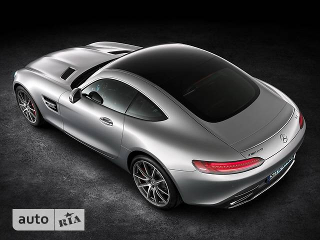 Mercedes-Benz AMG GT GT AT (462 л.с.)