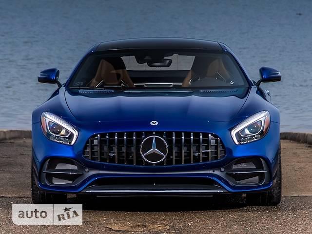 Mercedes-Benz AMG GT GT C AT (557 л.с.)