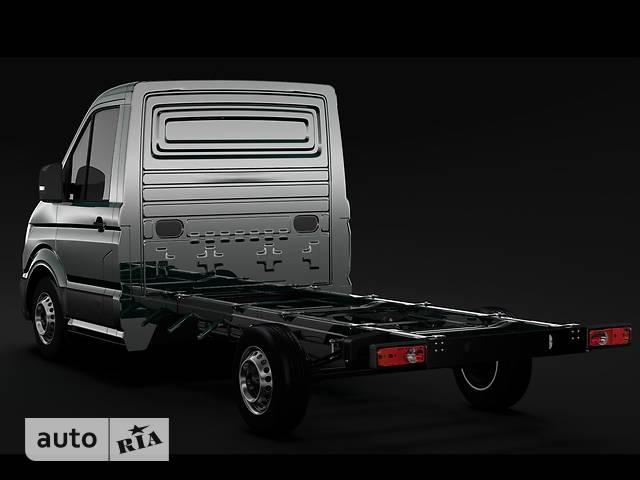 Volkswagen Crafter груз. Одинарная кабина 35 2.0 TDI MT (140 л.с.) MR EIKA
