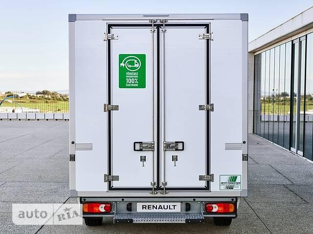 Renault Master груз. 2.3D MT (125 л.с.) L3 H1 3500 Single Cab