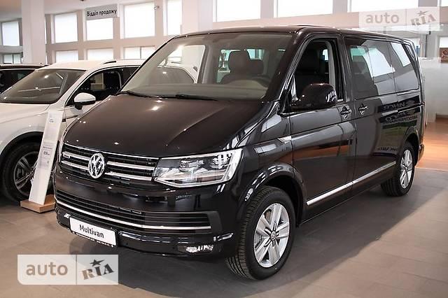 Volkswagen Multivan New 2.0TDI DSG (132 kW) Alpen Highline