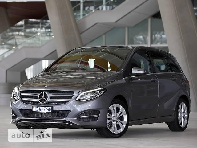 Mercedes-Benz B-Class B 200d MT (136 л.с.)