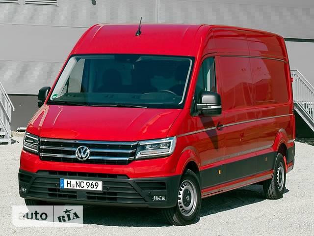 Volkswagen Crafter груз. 35 2.0 TDI MT (140 л.с.) LR HD Express