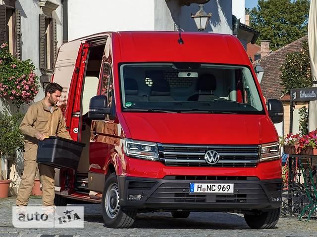 Volkswagen Crafter груз. 35 2.0 TDI MT (140 л.с.) LR Euro6 HD