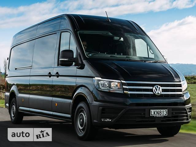 Volkswagen Crafter груз. 35 2.0 TDI AT (177 л.с.) MR HD