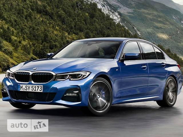 BMW 3 Series M340i Steptronic (387 л.с.) xDrive base