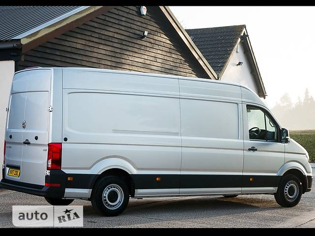 Volkswagen Crafter груз. 35 2.0 TDI AT (140 л.с.) MR HD