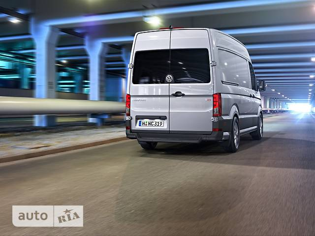 Volkswagen Crafter груз. 35 2.0 TDI MT (177 л.с.) MR 4Matic ND