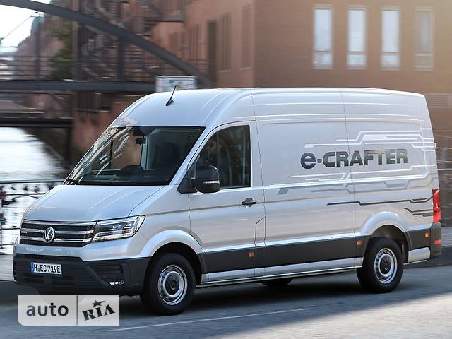 Volkswagen Crafter груз. 35 2.0 TDI AT (177 л.с.) MR 4Matic HD