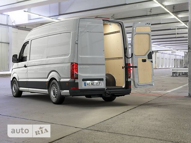 Volkswagen Crafter груз. 35 2.0 TDI MT (177 л.с.) MR ND