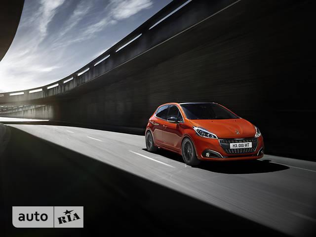Peugeot 208 1.2 PureTech MT (82 л.с.) Like