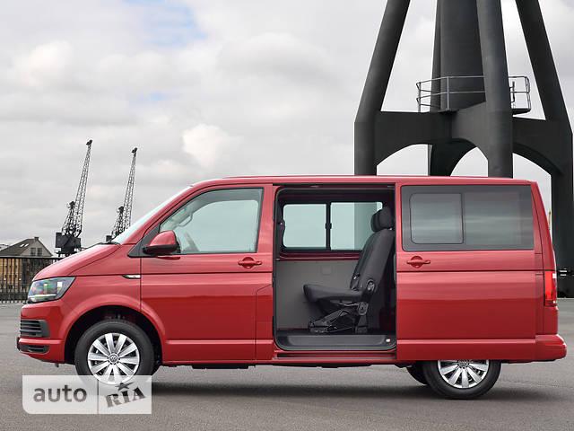 Volkswagen T6 (Transporter) пасс. New 2.0 l TDI MT (103 kW) City