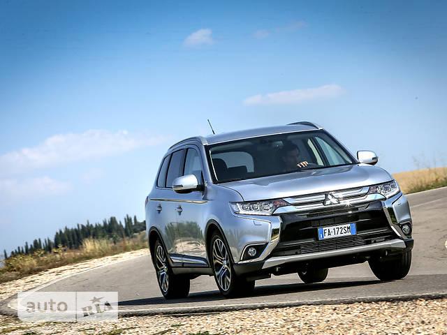 Mitsubishi Outlander 2.0 CVT (145 л.с.) 2WD  Inform