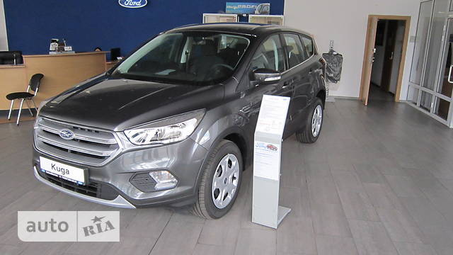 Ford Kuga New 1.5D AT (120 л.с.) Trend