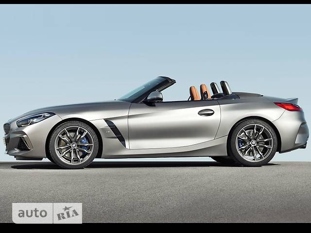 BMW Z4 20i Steptronic (197 л.с.) sDrive base