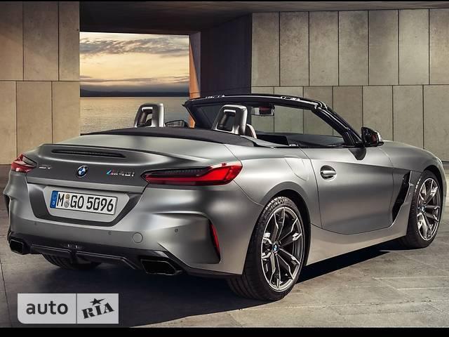 BMW Z4 20i Steptronic (197 л.с.) sDrive base