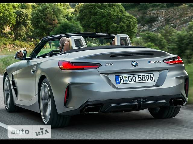 BMW Z4 30i Steptronic (258 л.с.) sDrive base