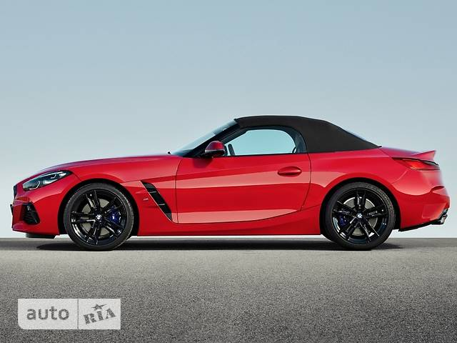 BMW Z4 M40i Steptronic (340 л.с.) xDrive base