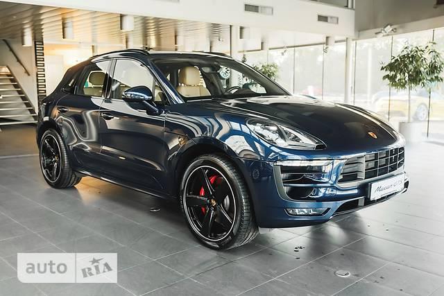 Porsche Macan GTS 3.0 PDK (360 л.с.)