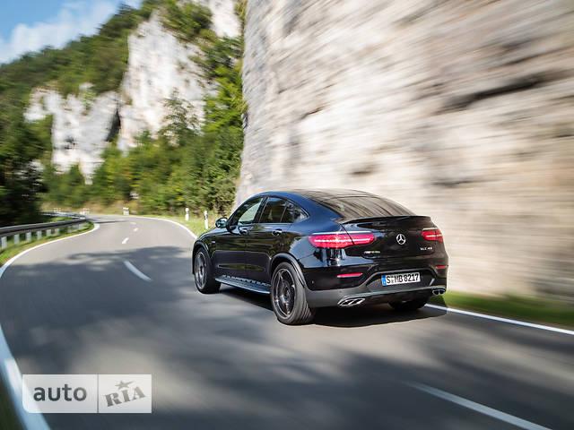 Mercedes-Benz GLC-Class Mercedes-AMG GLC Coupe 43 AT (367 л.с.) 4Matic